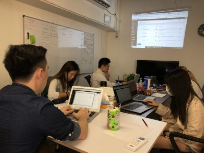 The Best E-commerce Startup Course in Hong Kong I've ever join! (Annie)